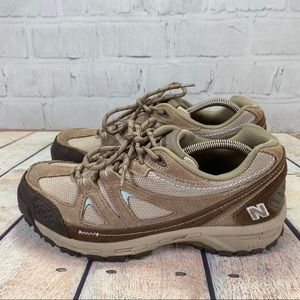 New Balance 606 Hiking Shoes Brown Womens SZ 8.5